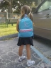 Katey's 1st ever day of school.